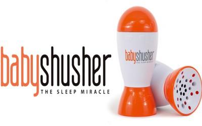 Baby Shusher- the sleep miracle