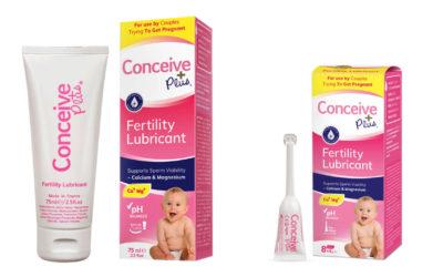 Conceive Plus sædvennlig glidemiddel